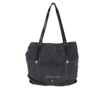 Belt Handle Bag Grey/Nero Tote