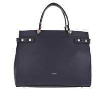 Tote Lady M Tote Blue Notte marine