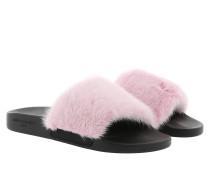 Natural Rubber Sandals Pink Schuhe