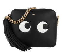 Crossbody Eyes Right Black Tasche