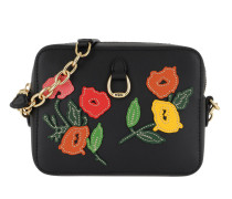 Bennington Crossbody Bag Black/Multi Floral Tasche