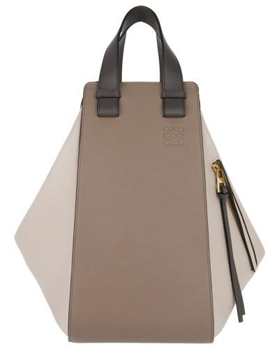 Freies Verschiffen Erstaunlicher Preis Neu Loewe Damen Hammok Bag Dark Taupe Tasche braun Billig Beliebt Cool 8cXAASK