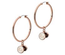 Schmuck EGS2584221 Earring Roségold rosa