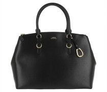 Tote Bennington Double Zip Satchel Large Black schwarz