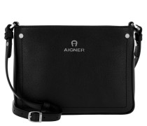 Ava Crossbody Bag Black Tasche