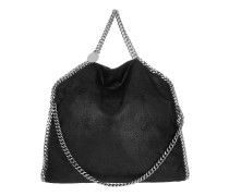 Falabella Fold Over Tote Black Tote