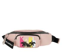 Gürteltasche Karlifornia Belt Bag Light Pink rosa