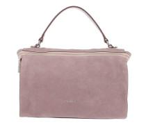 Atsuko Suede Shoulder Bag Pivoine Tasche