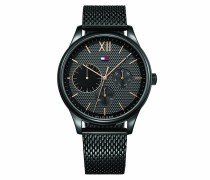 Uhr Men Multifunctional Watch 1791420 Black