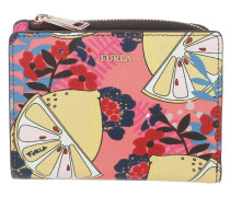 Babylon S Bi-Fold Rosa Quarzo Portemonnaie