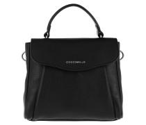 Satchel Bag Andromeda Handle Bag Noir schwarz