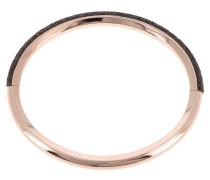 Schmuck Bracelet Polvere Di Sogni Dust Marrone 750 Roségold-Plated roségold