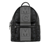 Stark Strap Backpack Small Black Rucksack