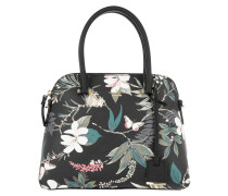 Maise Satchel Bag Blackmulti
