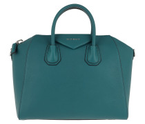 Tote Antigona Medium Tote Ocean Blue teal-cyan