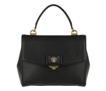 Ava MD TH Satchel Bag Black Satchel Bag