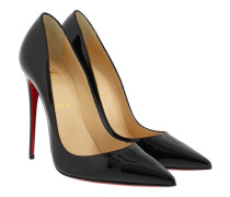 So Kate 120 Patent Leather Pumps Black Pumps
