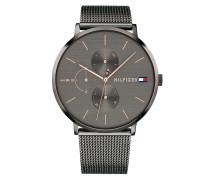 Uhr Multifunctional Watch Jenna Casual 1781945 Grey