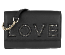 MD Ruby Clutch Black Tasche