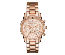 Uhren MK6357 Ritz Watch Rosegold/Gold-Tone rosa
