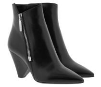 Niki 85 Ankle Boots Black Schuhe