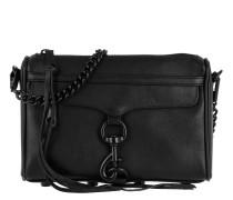 Mini Mac Crossbody Bag Black Tasche