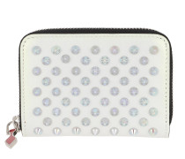 Portemonnaies Panettone Coin Purse Leather White weiß