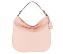 Hobo Bag Calf Adria Hobo Bag Rosa rosa