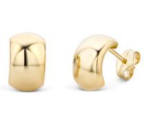 Ohrringe Earring 14KT Yellow Gold