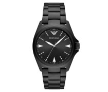 Uhr AR11257 Men Dress Black schwarz