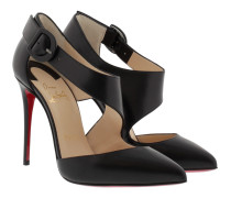 Pumps Sharpeta 100 Nappa Shiny Black Pumps