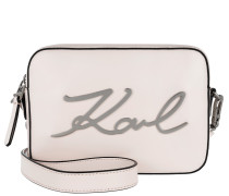 K/Signature Camera Bag Light Rose Tasche