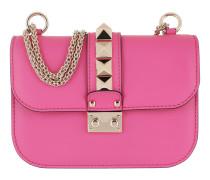 Rockstud Small Leather Shoulder Bag  Tasche