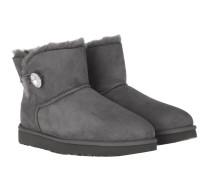 W Mini Bailey Button Bling Grey Schuhe