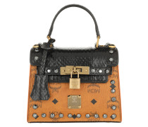 Neo Heritage Satchel Bag Mini Black Satchel Bag
