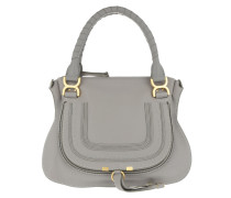 Satchel Bag Marcie Medium Shoulder Bag Cashmere Grey grau