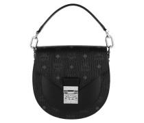 Umhängetasche Patricia Visetos Shoulder Bag Small Black