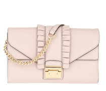 LG Envelope Wallet On A Chain Soft Pink