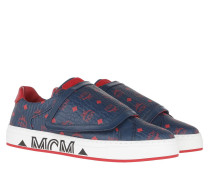 Sneakers Milano Velcro Deep Blue Sea