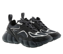 Sneakers W Himmel LT Visetos Black