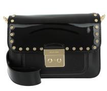 LG Shoulder Bag Black Satchel