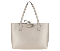 Tote Bobbi Inside Out Tote Pale Bronze/Cognac gold