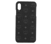 Smartphone Hülle Vis Original iPhone Case XS Max Black schwarz
