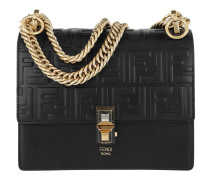 Kan I Shoulder Bag Nero Oro Tasche
