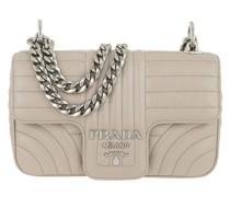 f01262f3b8c65 Umhängetasche Diagramme Crossbody Bag Leather Pomice 2 beige. Prada