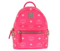 Rucksack Stark Backpack Neon Pink pink