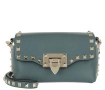 Umhängetasche Rockstud Mini Crossbody Bag Slate Blue grau blau