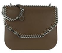 Falabella Box Umhängetasche Bag Khaki/Black