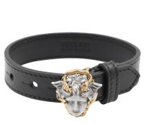 Armband Logo Bracelet Black/White/Tribute Gold schwarz