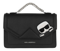 K/Ikonik Klassik Shoulderbag Black Tasche